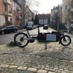Südstadt Lastenrad Eisenhans